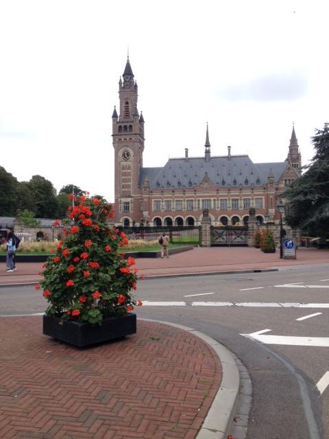 ' Vredespaleis ' - Palacio de la paz, Den Haag